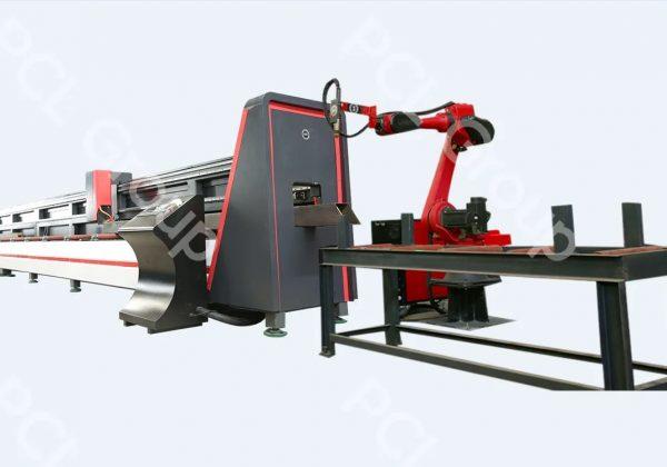 H beam cutting machine
